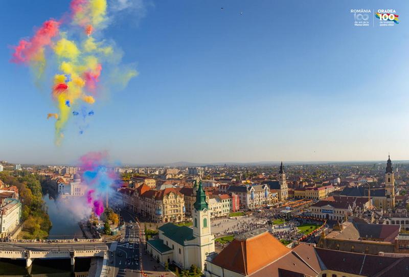 """Oradea ar putea deveni """"staţiune turistică de interes naţional"""""""