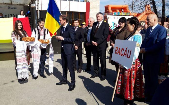 Republica Moldova. Costeștiul, localitate înfrățită cu Bacăul, este Capitala Tineretului 2019