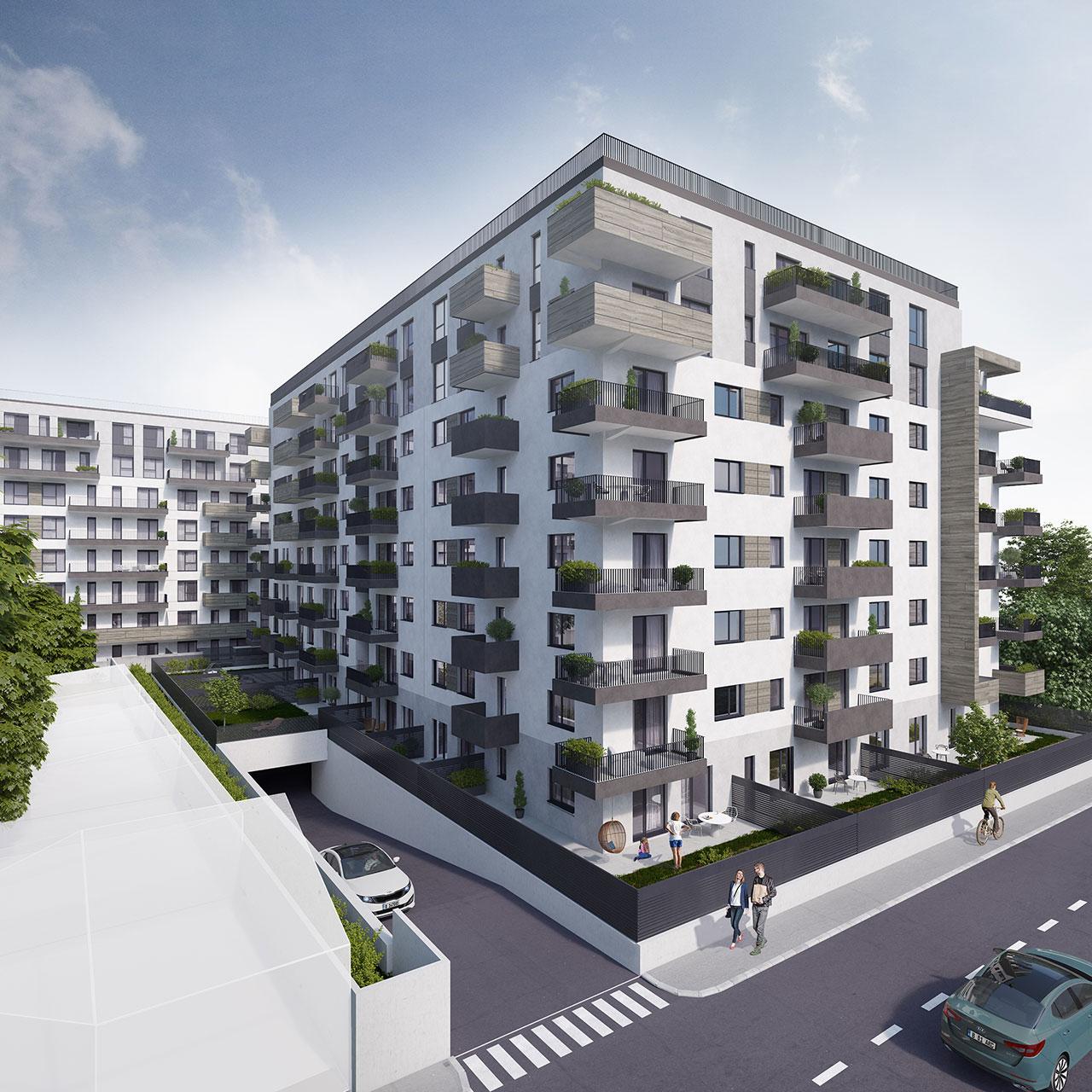 Arcadia Apartments Domenii- Aproape de parcul Herăstrău