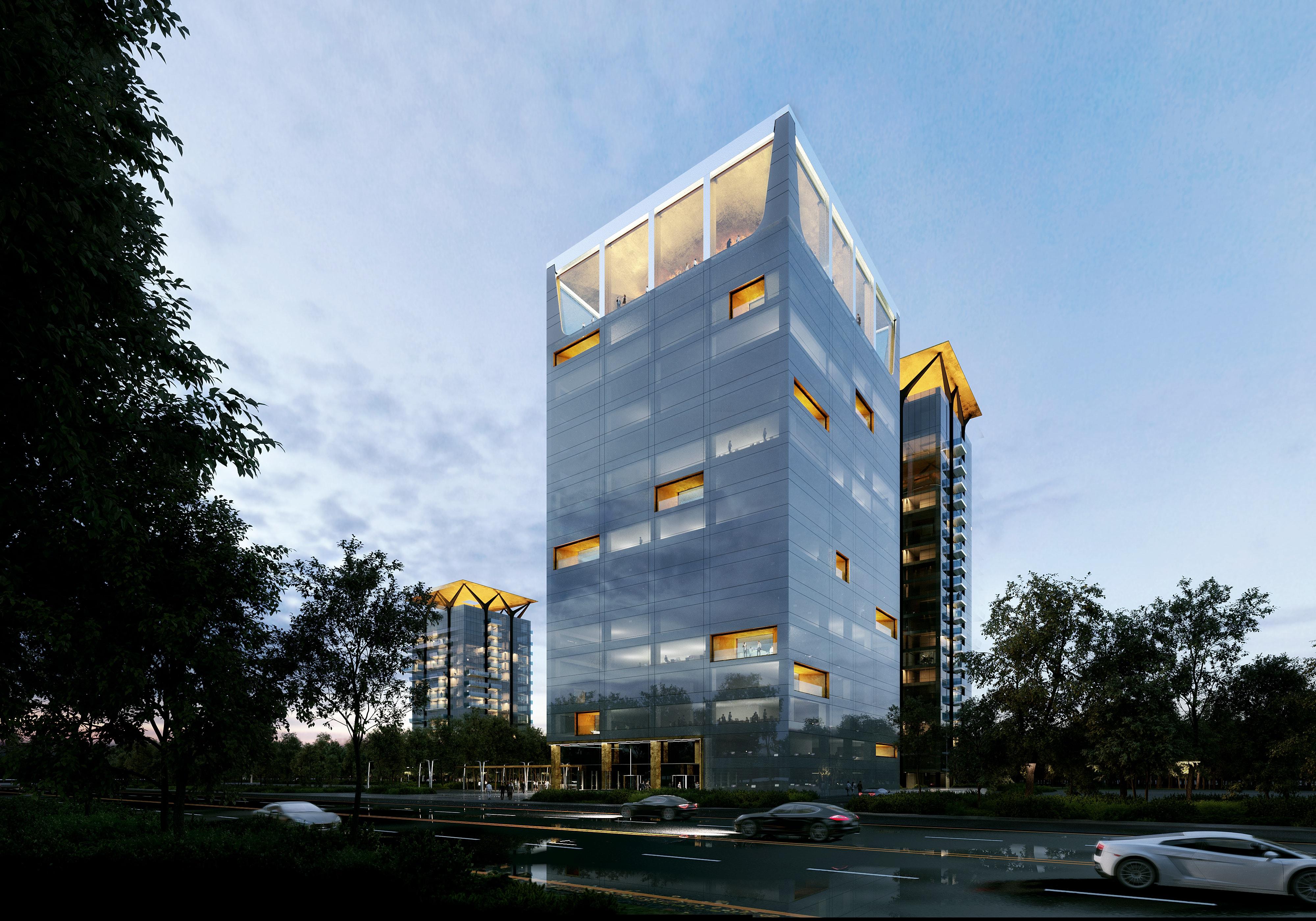 One Tower, proiectul dezvoltat de One United Properties, a obtinut cea mai performanta pre-certificare LEED pe piata romaneasca